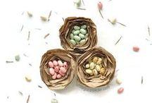 Decorazioni Pasquali per la casa / Easter DIY ideas / Colori vivaci, pulcini, uova colorate, fiori primaverili..tante idee per decorare la casa per Pasqua con minima spesa e poca esperienza con il fai da te! #easter #DIY #ideas