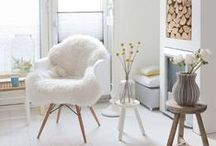 LIVE IN NEUTRALS / Neutral hued rooms we love
