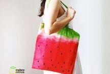 Watermelon ideas: idee fai da te ispirate all'anguria / Watermelon DIY ideas / L'anguria è la protagonista di queste originali watermelon ideas; tante idee fai da te ispirate al frutto più fresco e colorato dell'estate! #watermelon #DIY