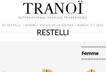 Tranoï A-W 16/17 / Parigi, Marzo 2016: è il momento di presentare la nostra collezione A-I 16/17