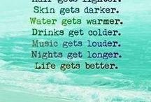 All things Summer! / Ideas to inspire you and help you to have a great summer!