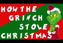 How the Grinch Stole Christmas / by Liz Carlson