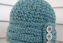 Tejidos y Costura - Knitting, Crochet & Sewing / 2 agujas, crochet, costura