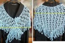 Mis Trabajos: Crochet, 2 agujas, Costura, Reciclaje - My works: Crochet, Knitting, Sewing, Recycling / Los trabajos que realizo y publico en mi Blog: lauraivonnecreaciones.blogspot.it