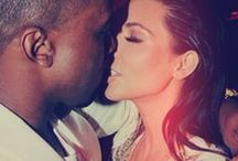 Couples: Kim and Kanye / by B_D