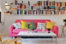 Livros em casa / for the books