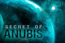 Secret of Anubis - Book / A Board about the eBook -  The Secret of Anubis