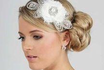 Wedding Headwear / Stunning pieces for your wedding day.
