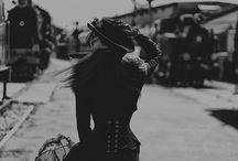 Wild Girl / Western WIP inspiration