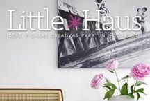 Little*Haus Magazine / Todas nuestras ediciones, reunidas para ti. / Past and present issues, all gathered here for you. Para más inspiración, visita: www.littlehaus.net