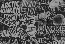 Bands, music and stuff / PTV, SWS, MCR, BV, OMAM, ATL, FOB, PATD, Mayday Parade, Tonight Alive, and much more... Everyone needs an escape, and mine just happens to be music...