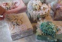 Cajas Boxes