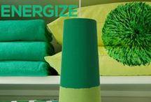 Verde esmeralda: nuestro color corporativo