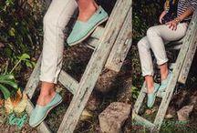 Urban Glamour /  #Leaf #Whereyoustand #Espadrilles #Glamour #Collection #Fashion #Comfortable