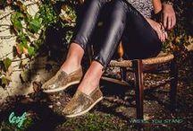 Sparkle & shine! /  #Leaf #Whereyoustand #Espadrilles #Sparkle #Collection #Fashion #Comfortable