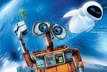 Robots ( voor school ) / Bord robots voor school