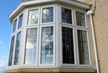Tewkesbury 2002 / The owner of this striking bay window wanted the entire design and look faithfully reproduced, using modern, durable and thermally efficient materials.