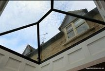 Shipton Oliffe 2014 / Roof Lanterns and Bi-fold Door, More Pictures to Come