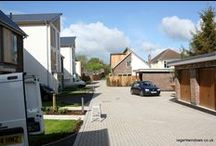 Marcus Homes Cheltenham 2012 / 10 three and four bedroom homes