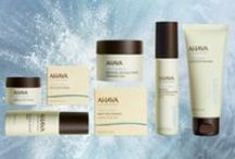 Time to Hydrate - AHAVA - Face Care / AHAVA's Time to Hydrate line of products is a collection of essentials that provide all day moisture while helping to restore skin's hydration and balance.