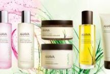 Dead Sea Plant - AHAVA - Body Care / Dead Sea Plant extracts contain exceptional properties that naturally hydrate, pamper and nourish skin.