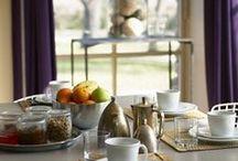 Table d'Hôtes / Le Mas des Songes propose une cuisine raffinée à base de produits locaux en fonction de vos envies