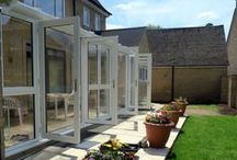 Bishops Cleeve 2015 / All the windows doors and conservatory