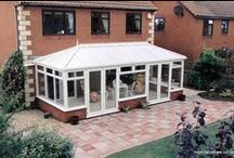 Bishops Cleeve 1999 / A conservatory built for a famous cricketer who bowled for England