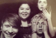 AUSTIN AND ALLY / Raura and Auslly