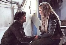 Bellarke - The100 / Those who never end up together.