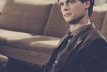 Matthew G.G./ Spencer Reid - Criminal Minds / I like his role, and his smile.