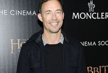 Tom Cavanagh/ Dr.Wells - The Flash / The only actor who can change roles without changing anything in the series.