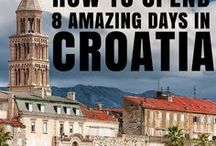 Amazing Croatia / Amazing place to visit, stay, enjoy great food and even better wines & creat lifetime of memories.Discover best kept secrets of Croatia from local stories to traditiones and history facts.