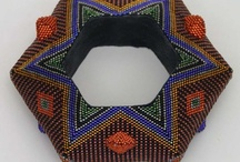 Beautiful Beaded Artistry / Beautiful bead work - this is truly an art / by Jazzpurr The Cat