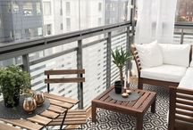 Patio External space / gardening