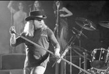 Lynyrd Skynyrd / The greatest band ever, bar none! 1964-1977 / by Jim