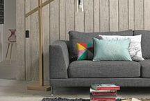 Interieur inspiratie / Kies de juiste materialen, #kleuren en #verf voor een complete metamorfose van je huis.  Deco Home interieurspecialisten geven je uitgebreid advies over het grote assortiment verf, behang, raamdecoratie, gordijnstoffen en tapijt. Zelfs de uitvoering hóef je niet alleen te doen. Onze interieurspecialisten geven je vakkundig advies óf helpen je bij de uitvoering.