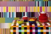 Kleurrijk | Deco Home / Wij houden van #kleur! Kleur geeft je leven glans. Laat zien wie je bent en zorg voor kleur in je #huis.