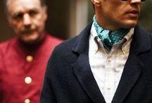 Ascot, cravat, scarf...