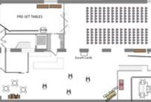 Ceremony & Reception Layout Options @ AXIS