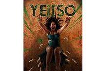 Yeitso / Photos related to my novel Yeitso