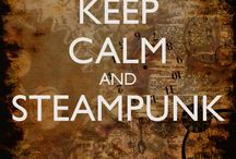 Steampunk / Everything about anything steampunk / by Eleanor Froehlich