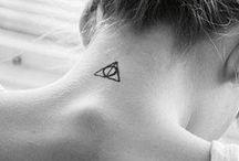INK✒ / Tiny symbols tattoos!! #best