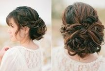 Wedding Hair / by Two Coutus