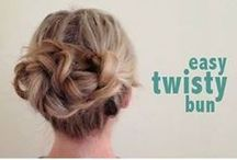 Estilos de Cabello / Arregla tu cabello como toda una profesional siguiendo estos tips.