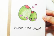 Mothers Day Crafts/Cards
