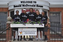 Friars Helping the Community / by Providence Friars