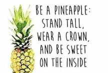 Inspirational / Funny Quotes