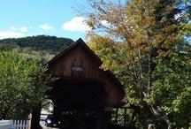 Woodstock VT Fall Foliage