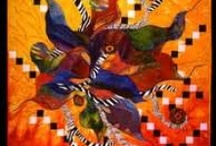 Art Quilt Fun / by Dragonfly Fiberart Pattern Company